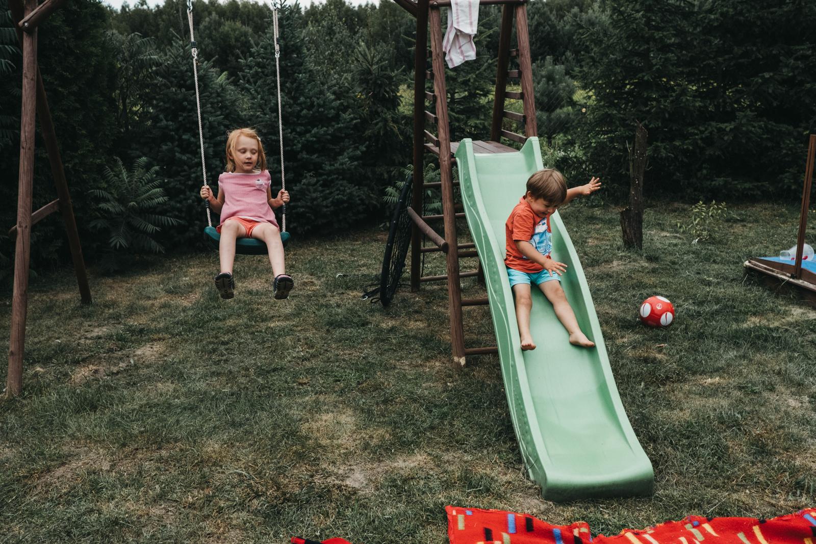 Naturalna fotografia rodzinna Lublin