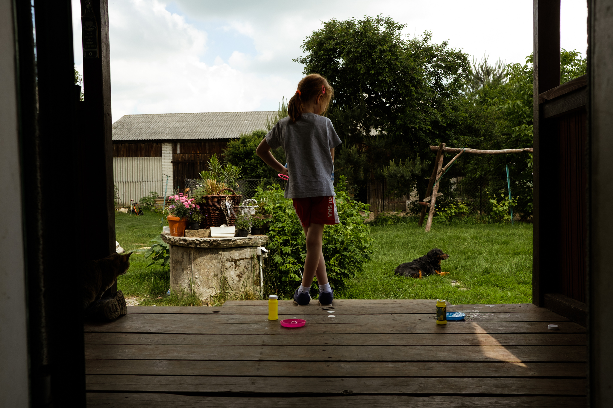 Codzienna fotografia rodzinna | Dzikość Serca | Chill & Love