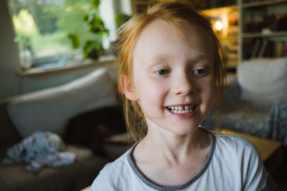 Portret dziecka | Dzikość serca | Fotografia rodzinna