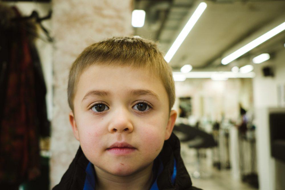 MyLittleLeo - Najlepszy fryzjer wmieście - Molequa - Fotografia rodzinna Lublin