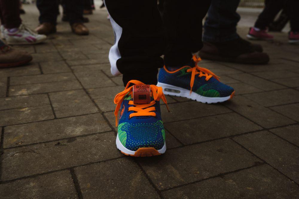 Nowe buty dobiegania MyLittleAnt