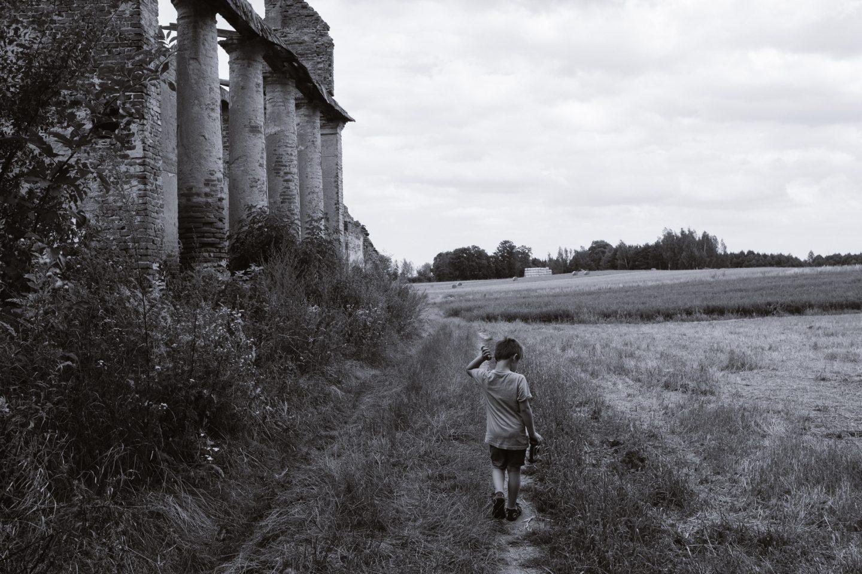 Małe podróże - Zawieprzyce
