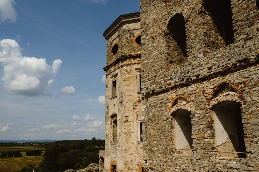 Małe podróże - Zamek Krzyżtopór